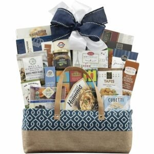 The Best Gift Baskets Option: The Connoisseur Gourmet Gift Basket