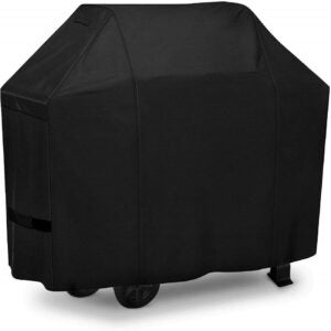 The Best Grill Cover Options: iCOVER Grill Cover 50in, 600D Heavy Duty Waterproof