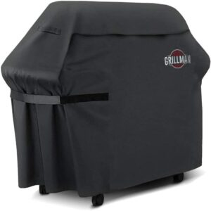 The Best Grill Cover Options: Grillman Premium (58 Inch) BBQ Grill Cover