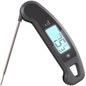 The Best Grilling Tools Options: Lavatools Javelin PRO Instant Read Meat Thermometer