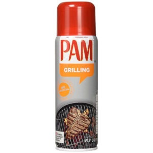 The Best Grilling Tools Options: Pam Grilling No-Stick Cooking Spray