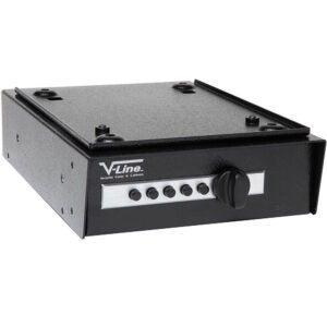 The Best Gun Safes Options: V-Line 2597-S Desk Mate Keyless Security Box