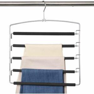 The Best Hangers Option: Meetu Pants Hangers
