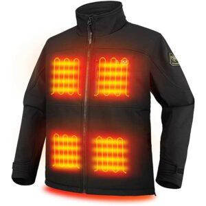 Best Heated Jacket PTAHDUS