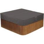 最好的热水浴缸封面选项:经典配件Ravenna热水浴缸盖