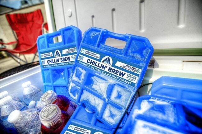 用于冷却器选项的最佳冰块
