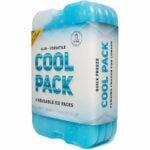 冷却器的最佳冰袋选项:健康包装夹夹盒夹盒(套4)