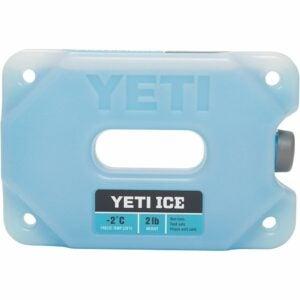 用于冷却器的最佳冰块选项:yeti冰块可重复使用的可重复使用的冷却器冰块