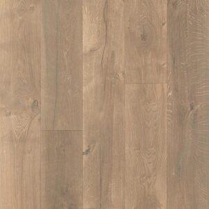 The Best Laminate Flooring: Pergo Timbercraft via Lowe's
