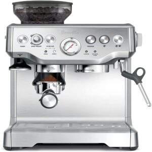 The Best Latte Machine Option: Breville BES870XL Barista Express Espresso Machine