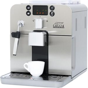The Best Latte Machine Option: Gaggia Brera Super Automatic Espresso Machine