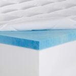 The Best Mattress Topper For Back Pain Options: Sleep Innovations 4-inch Dual Layer Mattress Topper
