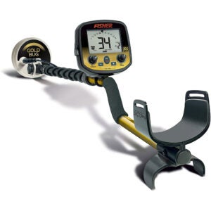 The Best Metal Detector Options: Fisher Gold Bug Pro Metal Detector