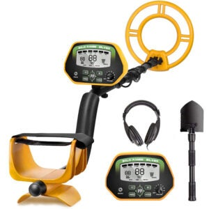 The Best Metal Detector Options: RM RICOMAX Professional Metal Detector GC-1037