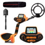 The Best Metal Detector Options: SUNPOW Professional Metal Detector for Adults