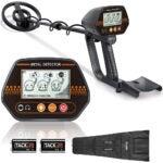 The Best Metal Detector Options: Tacklife Metal Detector, 3 Modes Adjustable Detectors