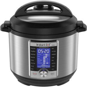最好的多炊具选项:即时锅超大10合1电动压力锅