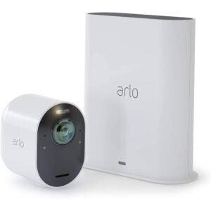 最好的户外安全摄像头选项:Arlo Ultra-4K无线安全1相机系统