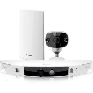 最佳户外安全摄像头选项:松下主页哈维克户外无线安全摄像头
