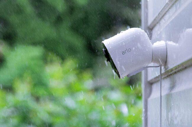 最好的户外安全摄像头选项