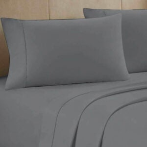 The Best Percale Sheets Options: Purity Home 400-Thread-Count Percale Bed Sheet Set