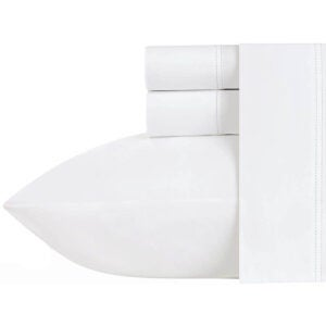 The Best Percale Sheets Options: Sleep Mantra 100% Organic Cotton Bed Sheets