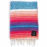 The Best Picnic Blanket Option: Benevolence LA Hand Woven Picnic Blanket