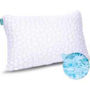 Best Pillow For Side Sleepers Shredded
