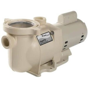 The Best Pool Pumps Option: Pentair 34038 SuperFlo Single Speed Pool Pump