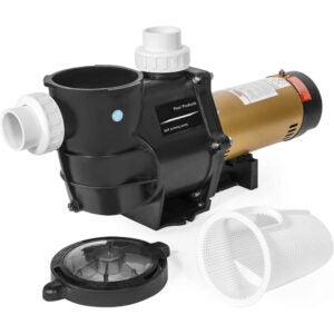 The Best Pool Pumps Option: XtremepowerUS 2HP Inground Pool Pump