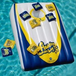 The Best Pool Toys Option: Driveway Games Floating Cornhole Set