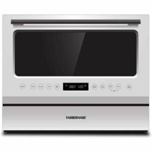 最佳便携式洗碗机选项:Farberware FCD06ASWWHC台面上的洗碗机