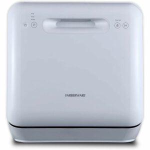 最佳便携式洗碗机选项:Farberware专业完整的便携式台面