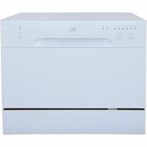 最佳便携式洗碗机选择:SPT小型台面洗碗机