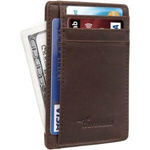 最佳RFID钱包Travelambo