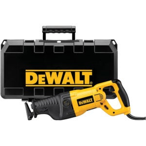 The Best Reciprocating Saw Options: DEWALT Reciprocating Saw, 13-Amp (DW311K