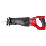The Best Reciprocating Saw Options: Milwaukee 2720-20 M18 SAWZALL Reciprocating Saw