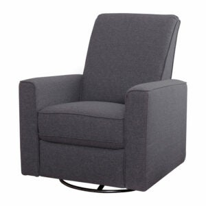 The Best Recliners Options: Coello Swivel Reclining Glider