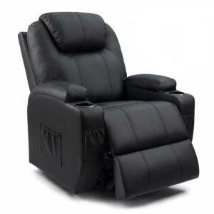 The Best Recliners Options: Lift Assist Standard Power Reclining Massage Chair