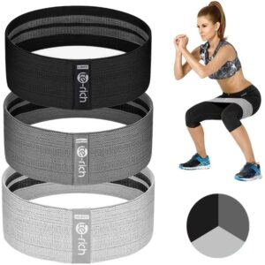 The Best Resistance Bands Options: Te-Rich Resistance Bands for Legs and Butt