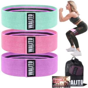 The Best Resistance Bands Options: Walito Resistance Bands for Legs and Butt