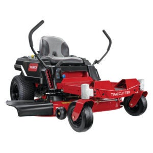 The Best Riding Lawn Mower Options:Toro 42 in. 22.5 HP TimeCutter Commercial Riding Mower