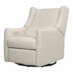 The Best Rocking Chair Option: Babyletto Kiwi Power Recliner and Swivel Glider