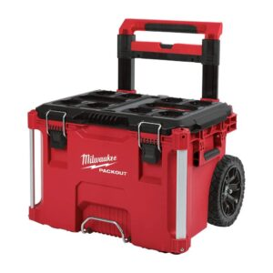 """The Best Rolling Tool Box Option: Milwaukee Electric Tool Packout 22"""" Rolling Tool Box"""