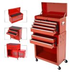 The Best Rolling Tool Box Option: On Shine 8-Drawer Rolling Tool Chest