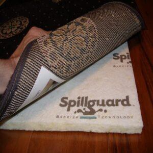 The Best Rug Pad Option: Carpenter 1_2 Memory Foam Spillguard Rug Pad