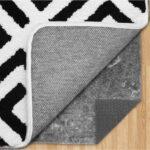 The Best Rug Pad Option: Gorilla Grip Original Felt and Rubber Rug Pad