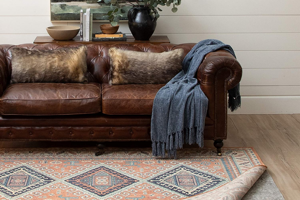The Best Rug Pad Options For Home, Rug Protectors For Heavy Furniture