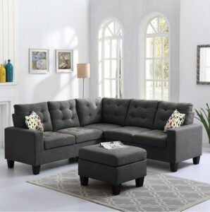 The Best Sectional Sofa: Andover Mills