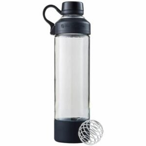 The Best Shaker Bottle Option: BlenderBottle Mantra Glass Shaker Bottle